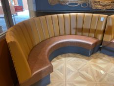 Booth Style Seating