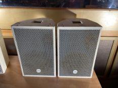 Void BASYS B12 V2 Passive Full Range Speakers x 2