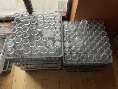 Qty Of Glass Tumblers