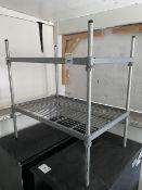 Shelved Storage Rack