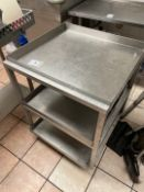 Mobile Catering Storage Rack
