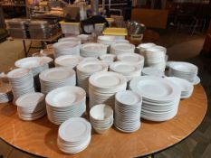 Large Selection Of Dinner Crockery