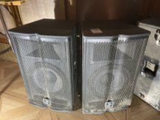 Electro Voice TX1122 Passive Loudspeakers x 2