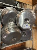 Qty Of Stainless Steel Plate Covers