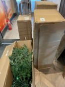 Boxes Of Christmas Decorations x 4