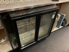 Back Bar Cooler CL-210S Gastro Line Drinks Refrige