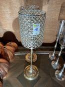 Decorative Tea Light Lamps x 2