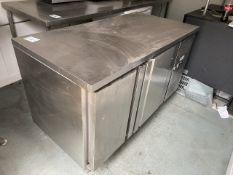 Adexa GN2100 TN Counter Style Refrigerator