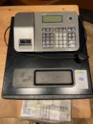 Casio SE-S100 Rlectronic Cash Register