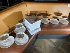 Qty Of Kagefad Cake Plates