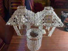 Decorative Lampshades x 3