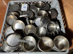 Qty Of Stainless Steel Pots