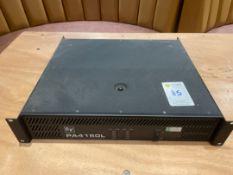 Electro Voice PA4150L 4 x 150W Professional Power