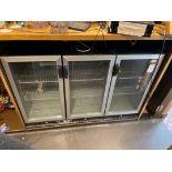Infrico ZXS3 Drinks Refrigerator