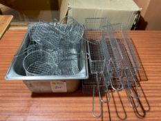 Selection Of Chip Serving Baskets