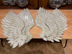 Decorative Angel Wings x 4