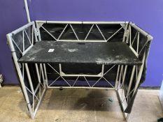 Portable DJ Booth/Stand