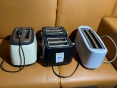 Qty Toasters
