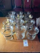 Decorative Candle Holders x 12