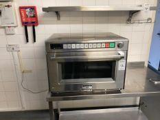 Panasonic Pro II microwave oven