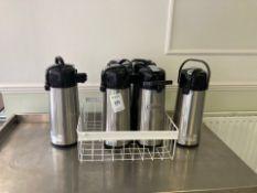 Hot water jugs