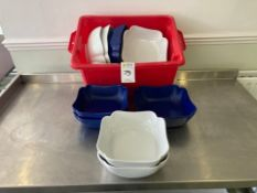 Selection of kitchen ware