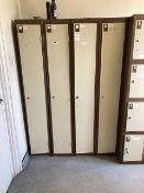 Personnel lockers