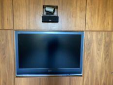 Audiovisual entertainment system