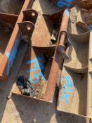 """60"""""""" Excavator Grading Bucket"""