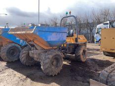 Terex TA 6S articulated site dumper
