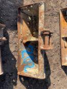"""40"""" Excavator Grading Bucket"""