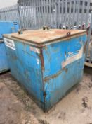 Garic 1000ltr Fuel Storage Bowser