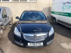 Vauxhall insignia CDTi automatic five door hatchba