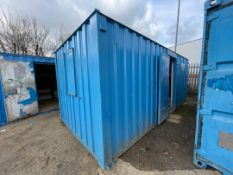 6mtr x 2.5mtr Transportable Site Office