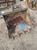 """48"""""""" Excavator Digging Bucket"""