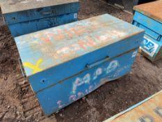 Steel Storage/Lock Box