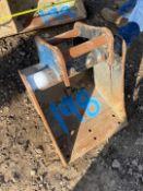 """18"""""""" Excavator Digging Bucket"""
