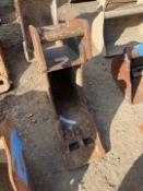 """12"""" Excavator Digging Bucket"""