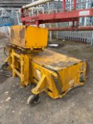 JCB Sweeping Attachment