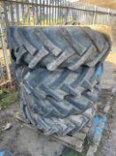 BkT Tyres x 4