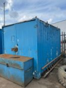 "12"" x 9"" Storage Container"