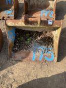 """36"""" Excavator Digging Bucket"""