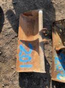 """36"""""""" Excavator Grading Bucket"""