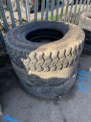Bridgestones Tyres x 3