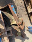 """60"""" Excavator Grading Bucket"""
