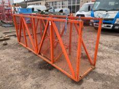 Samson Material Cage