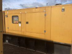 Olympian generator type GEH220 2 2008