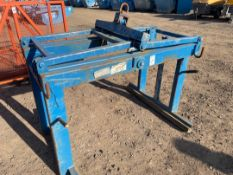 Conquip Mechanical Block Grab