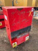 Flambank Steel Storage Cabinet