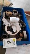 Box of extruder parts